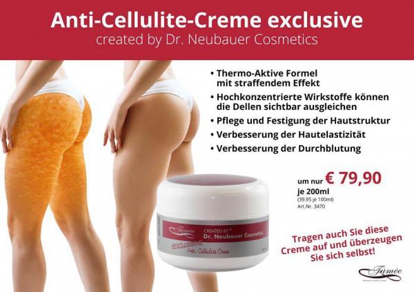 Cellulite Creme